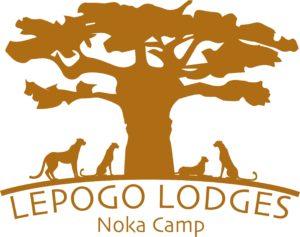 Lepogo Lodges Courage Auction Logo