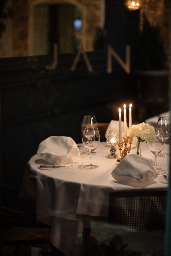 JAN Restaurant Courage Auction